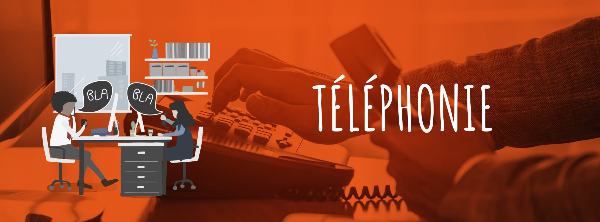 Slide-telephonie